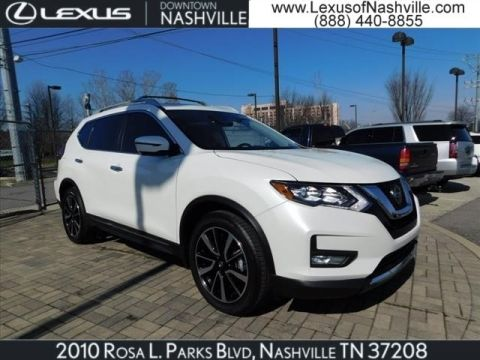 Used 2019 Nissan Rogue SL