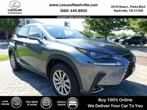 L/Certified 2020 Lexus NX 300 Base