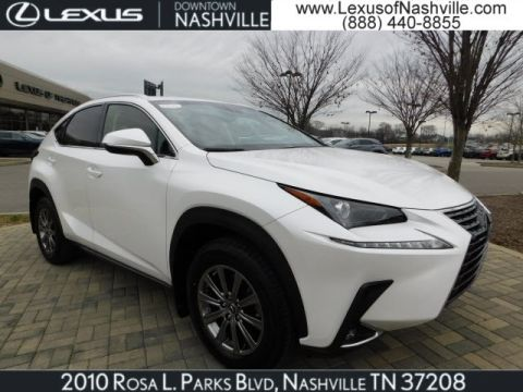 L/Certified 2019 Lexus NX 300 Base