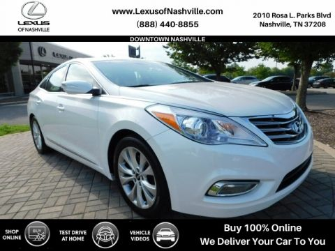Used 2014 Hyundai Azera Base