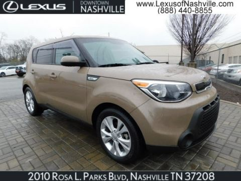 Used 2015 Kia Soul Plus