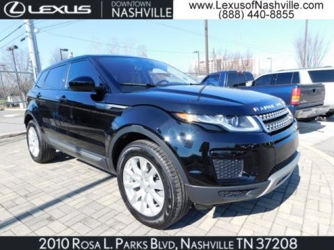 Used 2018 Land Rover Range Rover Evoque SE